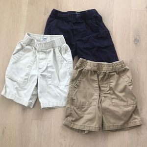 The Children's Place Boys Shorts Size 3T.